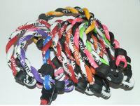 Wholesale sports rope bracelet Chinese bracelet baseball rope bracelet