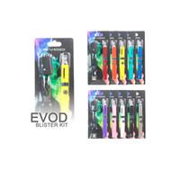 Cheap Electronic Cigarette evod blister Best evod MT3 blister eVod MT3 single Kit eVod MT3 eCig