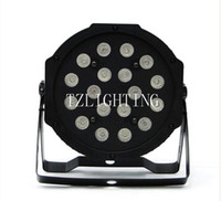 Wholesale 7 Channel LED Par Light DMX512 RGB Stage Laser Light PAR64 PAR Disco Party Show Stage Lighting