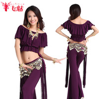 Belly Dancing Zebra-stripe Leather Fly charm belly dance performances suit the new high-end clothes and tribal costumes practicing three-piece suit