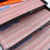eyelash extension kit - 3 Trays mm mm mm C C Lash Curl Black Individual Silk False Eyelashes Eye Lash Extension Kit Set FK