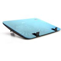 Wholesale 2014 New Laptop Cooler USB Cooling Fan quot Laptop Fan Double Fan Notebook Cooler