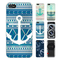 Plastic anchor quotes - S5Q Aztec Anchor Quote Vintage Camera Case Cover Protector Skin For iPhone S AAACYE
