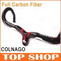 Wholesale New Top Carbon Fibre K Road Bent Handlebar One shaped Handlebar mm MM MM MM Bike Handlebars HW1010