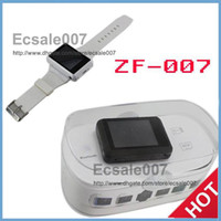 Wholesale 100 ZF007 Watch Mobile Phone Wrist Cell Phone Mobile Phone Watch Cheap Low End Watch Cell Phone