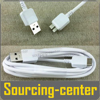 Wholesale 2m m ft ft Micro USB Charger Cable for Galaxy Note S5 Note3 S Sync Data Extension Charging Adapter for Samsung