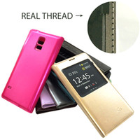 iphone 5s - Flip Case Smart Touch cover for Samsung Galaxy S5 I9600 Note N9006 N900 note3 Note I9500 for iphone s plus