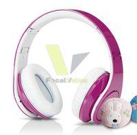 Wholesale SF Free DHL Hot DJ headsets studio Bass headphones gaming Headphone For Computer MP3 MP4 iphone Samsung blackberry HTC