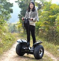 Bicycle Big Kids unisex Freego F3 off Road Segway self balance electric scooter off road 2000w motor mobility bike future transporter remote control smart robot
