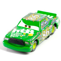 Wholesale 007 Pixar Cars Click Hicks No Scale Diecast Metal Alloy Modle Brio Cute Toys For Children Gifts
