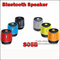 20pcs S05B Bluetooth Speaker Mini Wireless Speakers MIC Hand...