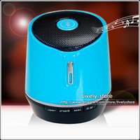 S05B Bluetooth Speaker Mini Portable Wireless Speakers MIC H...