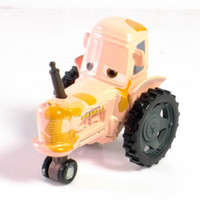 Wholesale 016 Pixar Cars Tipping Tractor Scale Diecast Metal Alloy Modle Brio Cute Toys For Children Gifts