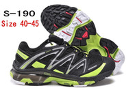 Wholesale 2014 Salomon XT Hawk men Running Shoes Men s France Walking Ourdoor Shoes Climashield Sport CS XT D wings Cheap