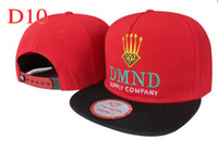 Wholesale Diamond Supply Co Snapback Hats classic basketball adjustable caps suitable for boys and girls