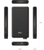 Wholesale FiiO MONT BLANC E12 Rechargeable USB Portable Headphone Amplifier