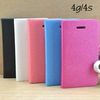 Wholesale free shinppingiphone4s phone shell Apple S phone holster leather protective sleeve s iphone4s phone sets