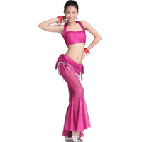 Belly Dancing Zebra-stripe Leather Fly charm belly dance costume tribal dance costume suit new Tube Tops + flash silver pants