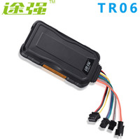 Wholesale Tr06 car motorcycle alarm car tracker gps locator dectectors gt06