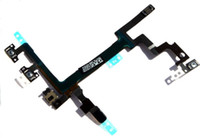 Wholesale iPhone Volume and Power Button Flex Cable HONGKONG POST CHINA POST