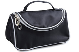 Wholesale Factory Direct Pieces New Makeup Bag With Zipper Cosmetic Bag