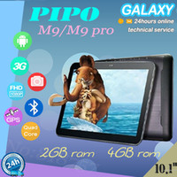 Wholesale Nice inch IPS PIPO M9 M9 pro G RK3188 Quad core GB RAM GB ROM android pix android tablet pc with HDMI BT