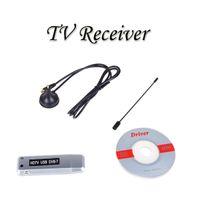 OEM V598 Indoor Digital Freeview USB 2.0 DVB-T HDTV TV Dongle Tuner Recorder Receiver Laptop PC