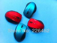 2000 2.4Ghz Wireless 3D Selling 2.4G Wireless Mouse The Best Computer Gaming Wireless Usb Mouse G52 Drop Shipping
