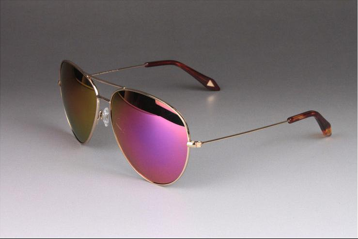 Purple VE Sunglasse