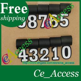 Wholesale Whotsale new Number Pendant for titanium sports Necklace