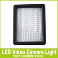 Wholesale 1pcs New WanSen W160 LED Video Camera Light Lamp DV For CANON for NIKON JVC V W New