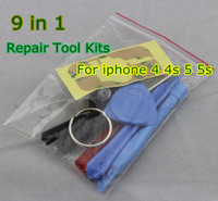 For Apple iPhone iphone repair kit - DHL in REPAIR PRY KIT OPENING TOOLS With Point Star Pentalobe Torx Screw Screwdriver For APPLE Iphone5 s c iphone s JP19
