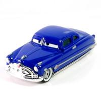 Wholesale 043 Pixar Cars Doc Hudson Scale Diecast Metal Alloy Modle Brio Cute Toys For Children Gifts