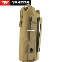 Wholesale Outdoor casual water bottle bag small portable grocery bags picnic camping