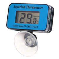 Wholesale Piece New Digital Submersible Fish Tank Aquarium LCD Thermometer