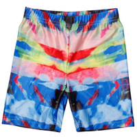 Boy Swim Trunks 18-24 Months Summer 2014 nova brand baby swimwear boy swimming wear blue print swimming trunks kids swimming suits Q4868