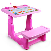Wholesale Child desk chair furniture student desk height school supplies