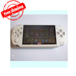 Wholesale 4 quot GB HD Mp3 Mp4 Mp5 PMP Player Video Game Player with TV out Free games