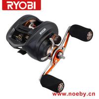 Wholesale Superior Performance RYOBI Bait Casting Fishing Reels PLUMA