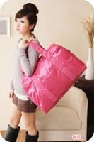 Wholesale Travel bags and luggage bag portable large capacity waterproof nylon sports Shoulder Bag Handbag oblique cross a