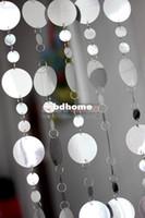 Wholesale PVC sequins curtain plastic partition curtain bars dance halls rooms fashion accessories m