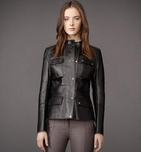 2017 New Discounted Leather Jackets Women Designer Leather Jackets ...