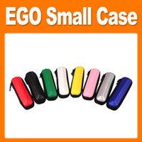 Cheap Ego Case Ego Bag Gift Box with Zipper Carrry Case Small Medium Large Size for single Electronic Cigarette colorful (0206010)