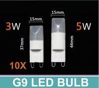 ac bead - 10X New Arrival LED Lamp Beads HIGH QUALITY MINI AC V G9 LED W W Lm G9 MINI LED Lamp Beads