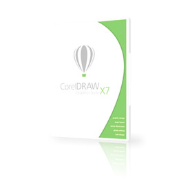 Wholesale Corel CorelDRAW Graphics Suite X7 V17 for WIN Full Version Color packaging