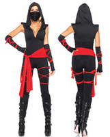Wholesale New Adult Halloween Costume Japanese Anime Naruto Cosplay Fashion Clothing Set Club Party Wear Game Uniforms Fantasias
