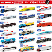 Wholesale How beautiful boxed genuine TOMY TOMICA Pocket alloy car models car models No lengthened construction vehicles