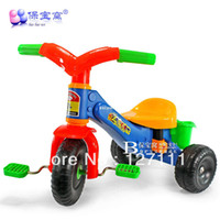 Wholesale Christmas gift high quality children tricycle toys Child Pedicab Baby pedal Bike Baby Toy Baby Bicycle years