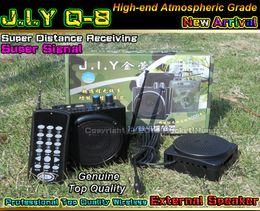 Wholesale Hunting MP3 Bird Caller Aluminum Body M Remote Control Bird Caller Hunting Bird Decoy Amplifier Loudspeaker Support External Speaker
