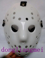 Wholesale 50pc Halloween Film black Friday killer Jason mask H55